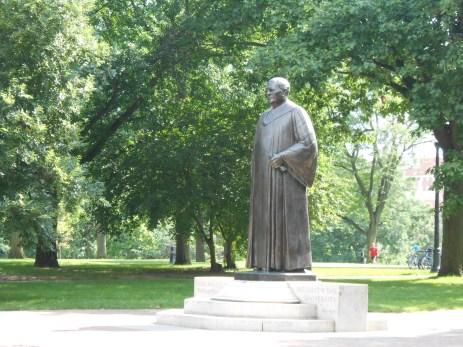 Thompson - Once President of OSU