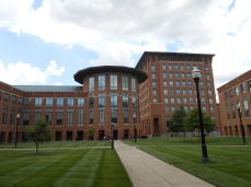 The Fisher Hall & Mason Hall