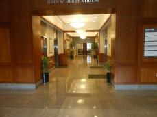 Hallway - Fisher hall