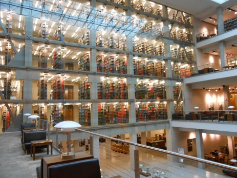 Thomson Library - Class Apart