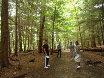 Ledges Area Trails