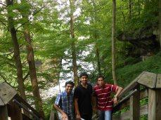 Neeraj, Simraan & me