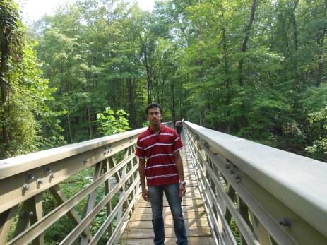 At Cuyahoga Valley