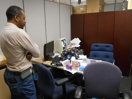 Alex's Office