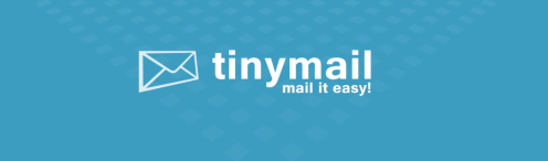 TinyMail banner
