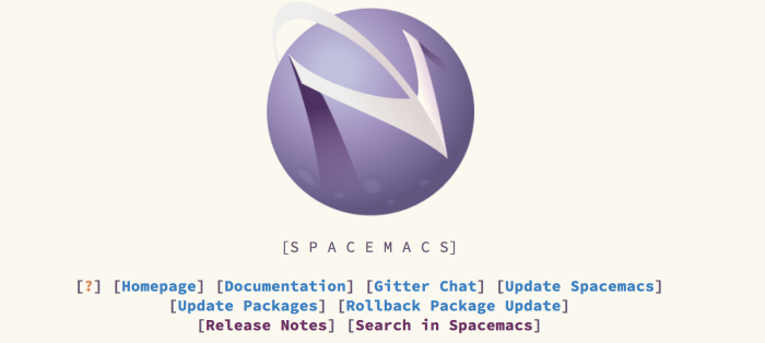 Spacemacs – On stranger tides
